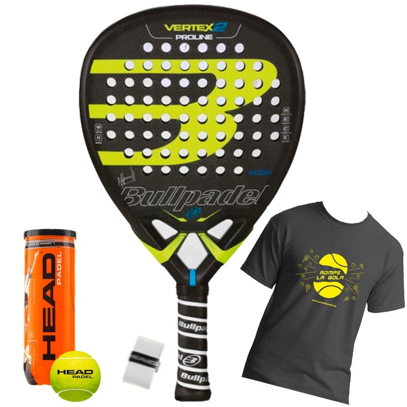 Pala Bullpadel Vertex 2 2017
