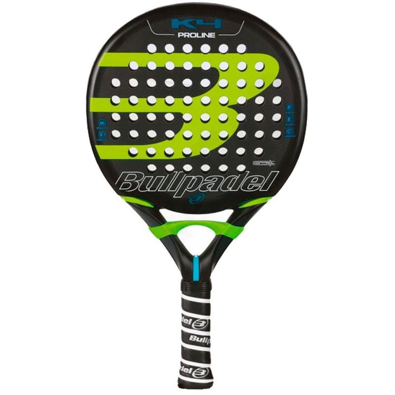 Pala Bullpadel K4 Pro 2017