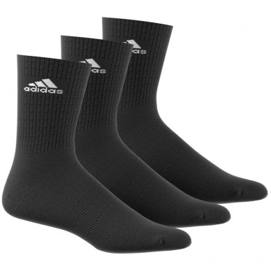 Pack 3 calcetines Adidas negros