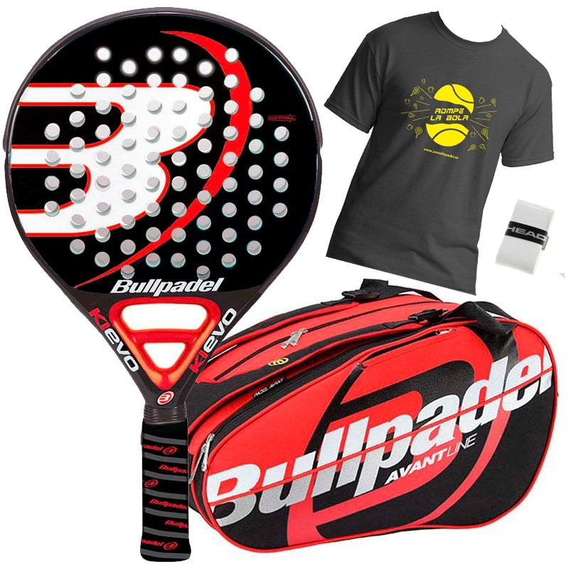Pack Bullpadel K1 EVO 2016