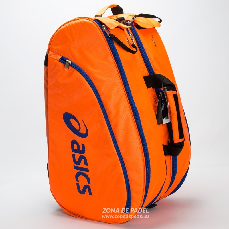 Paletero Asics Padel Bag Shocking Orange 2017