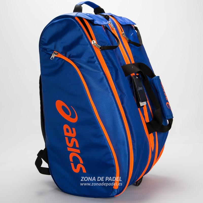 c2c948f38 Comprar Paletero Asics Padel Bag Azul 2017 - Zona de Padel