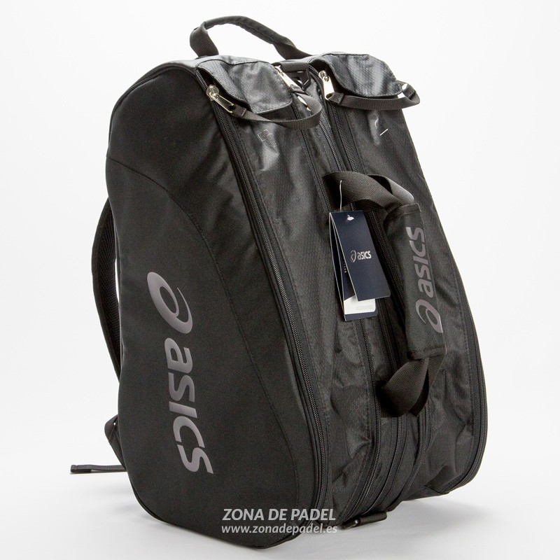 Paletero Asics Padel Bag Medium Performance Black 2017