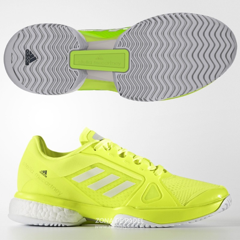 Zapatillas Adidas woman Barricade Boost 2017