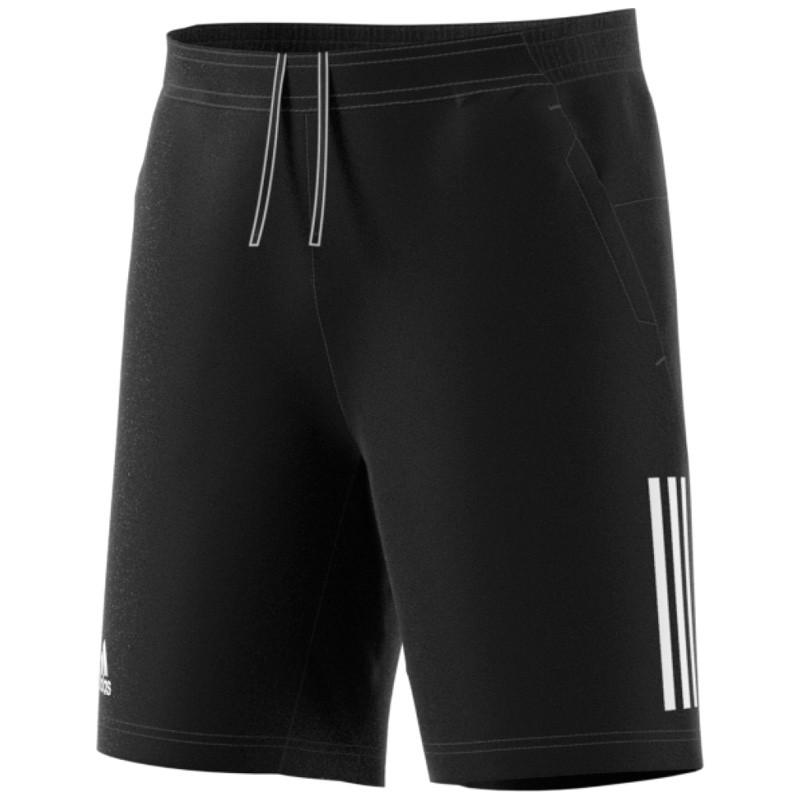 Pantalon Adidas Corto Club Black 2017