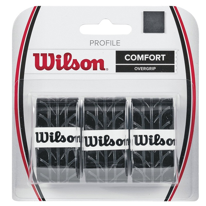 Overgrip Wilson Confort Profile black