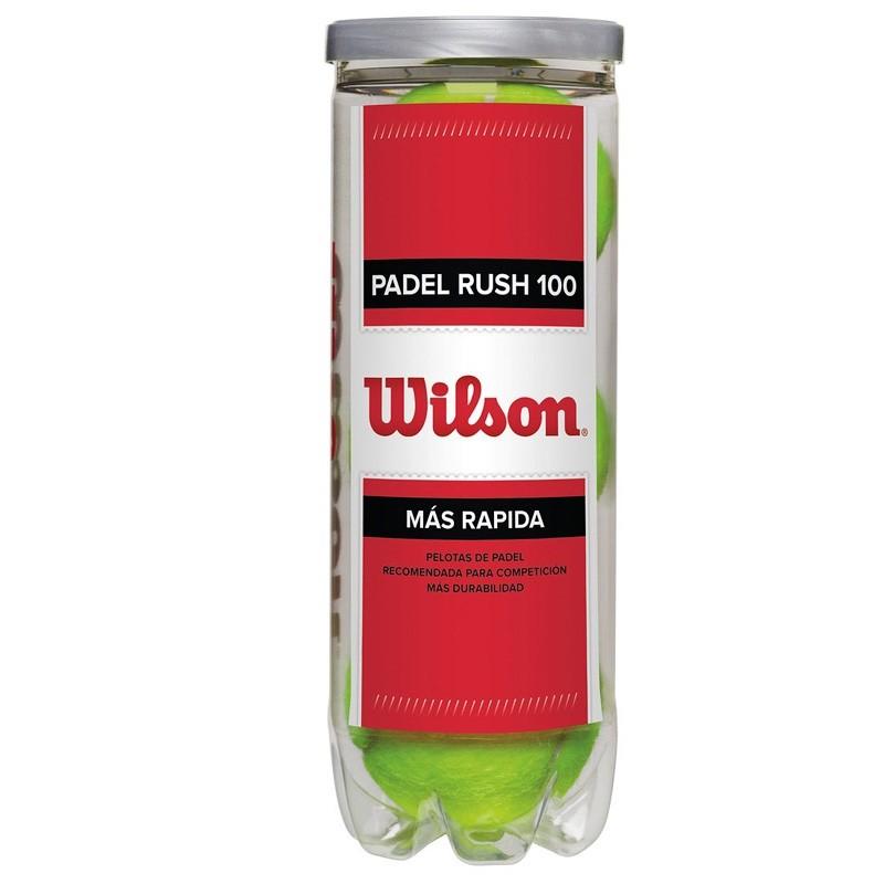 Pelotas Wilson Padel Rush 100