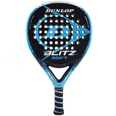 Palas de padel Dunlop  Blitz Soft 2017