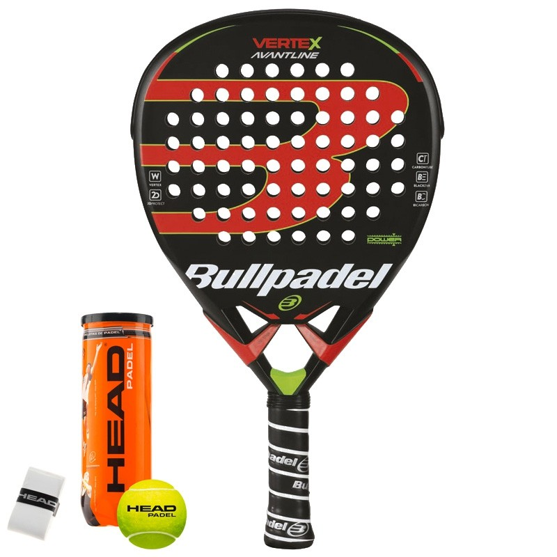 Pala Bullpadel Vertex 2017