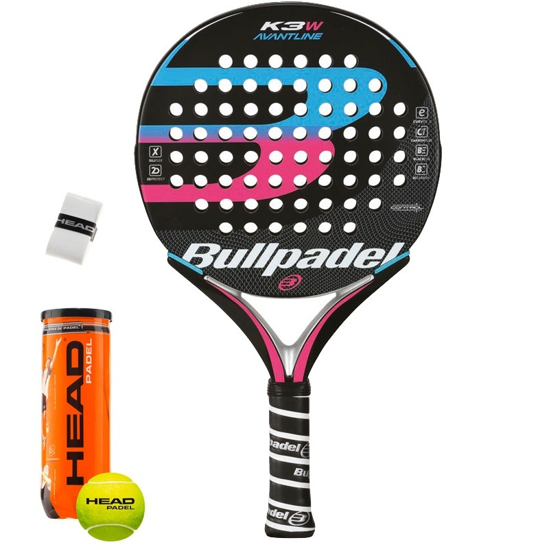 Pala Bullpadel K3 Woman 2017