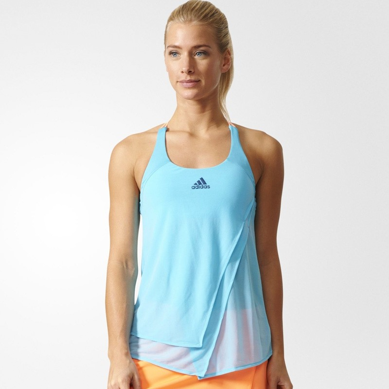 Camiseta Tirantes Adidas Melbourne Samblu Mysblu 2017