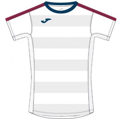 Camiseta Granada Blanco-Marino 2017