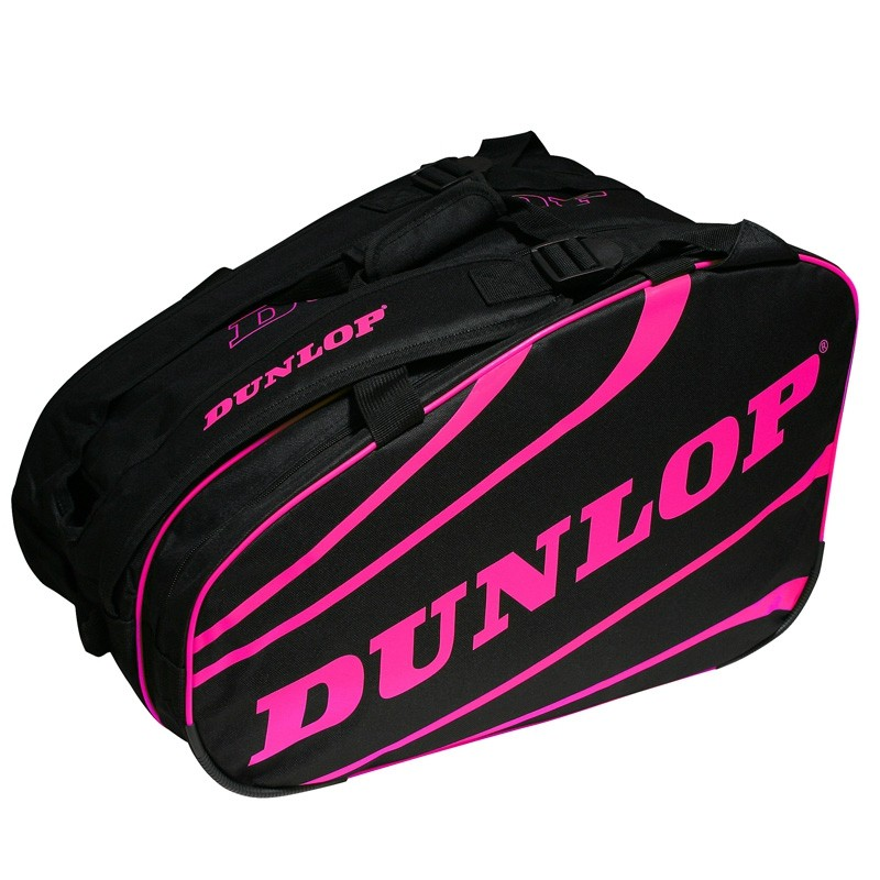 Paletero Dunlop Competition Rosa 2017