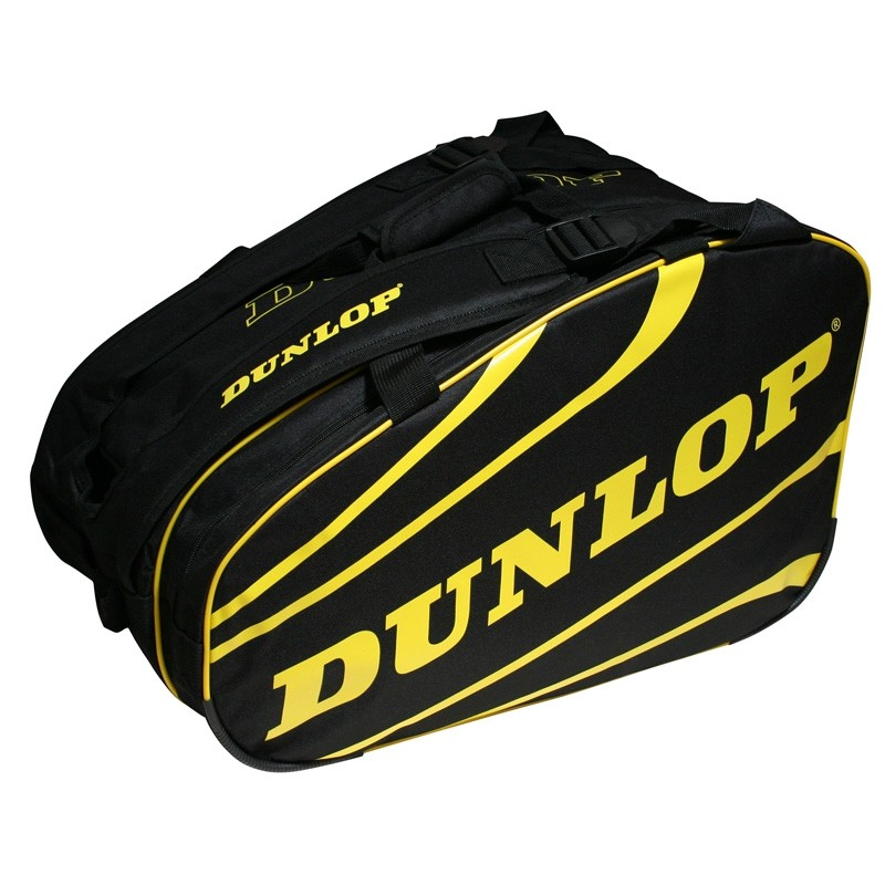 Paletero Dunlop Competition Yellow 2017