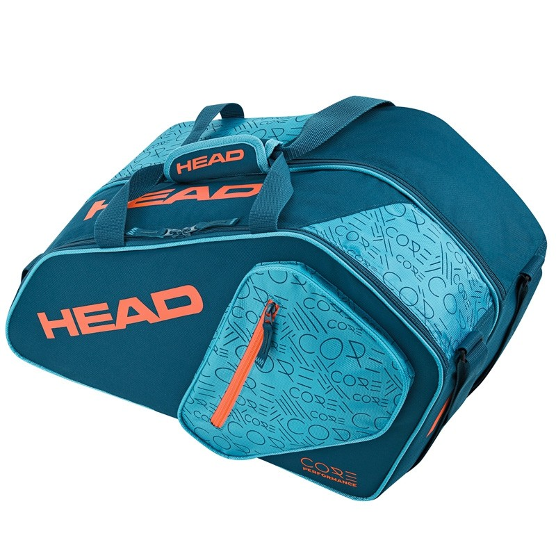 Paletero Head Core Padel Combi Azul