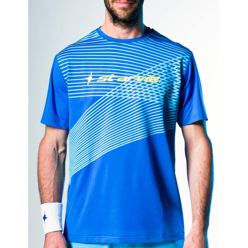 Camiseta starvie Net Blue