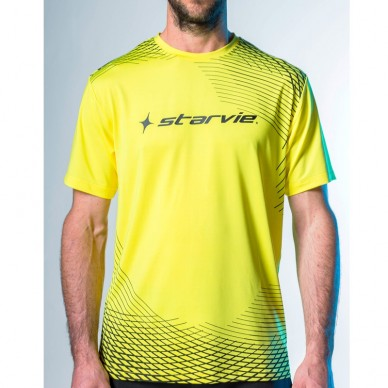 Camisetas de padel  Net Yellow 2017