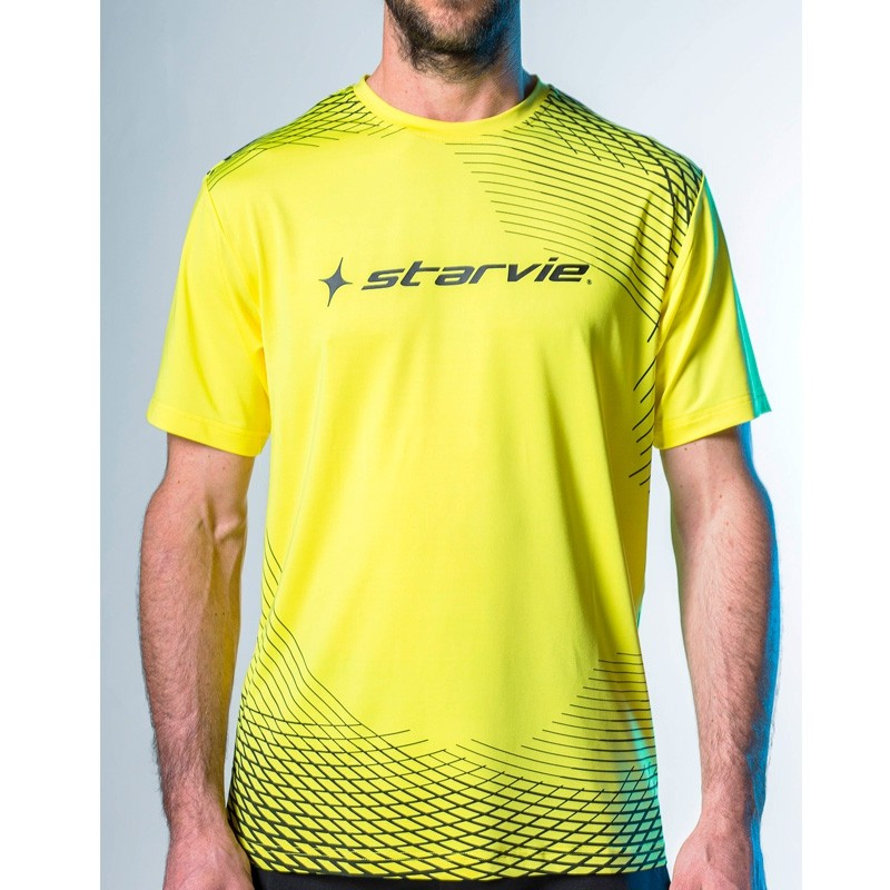 Camiseta starvie Net Yellow
