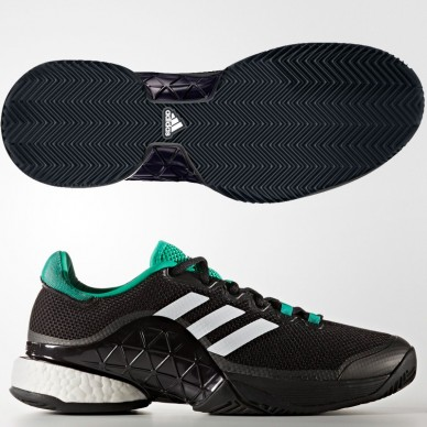 Zapatillas Barricade Boost black 2017