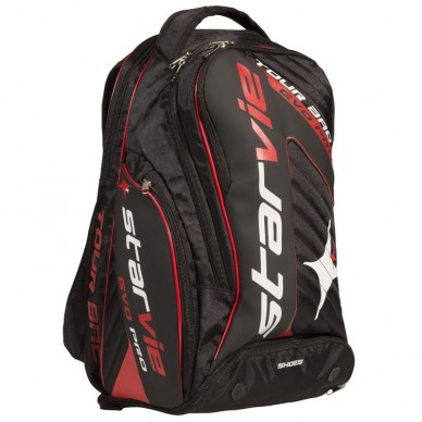 Mochila EVOPRO Black Red 2017