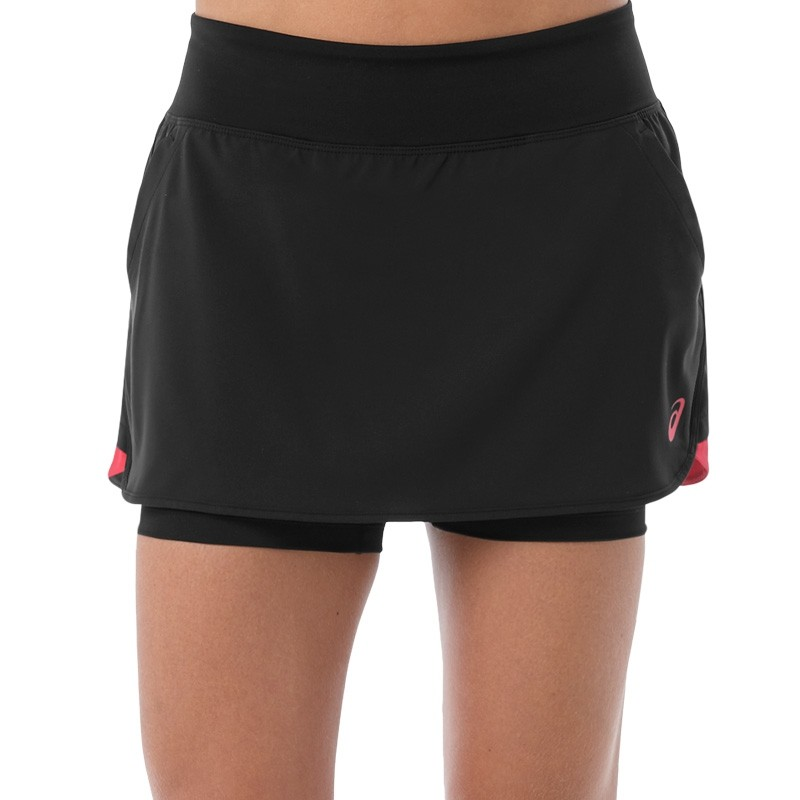 Falda Asics Skort Performance Black 17