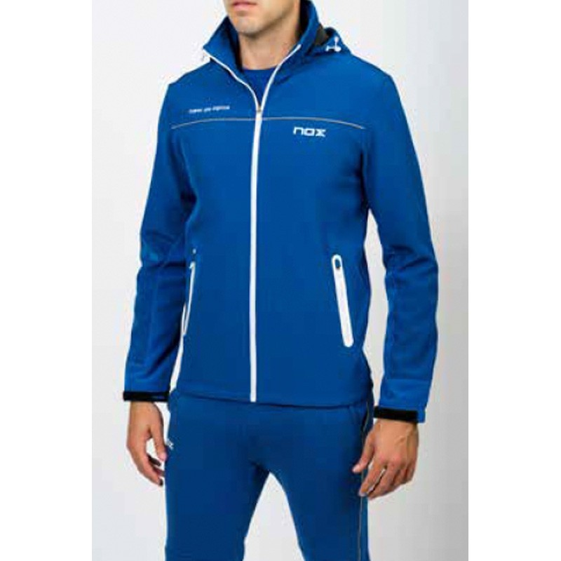 Soft-Shell NOX Azul 17