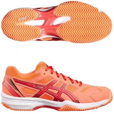 zapatillas asics gel padel exclusive 4 sg men