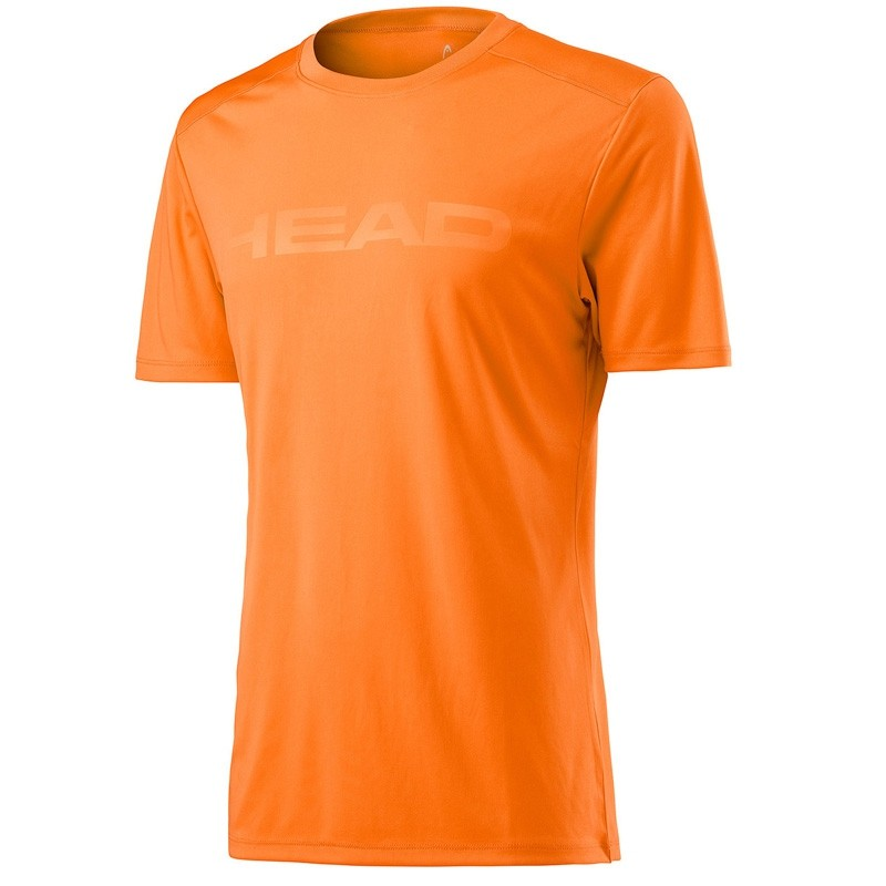 Camiseta Head Vision Corpo Shirt M Orange 2017