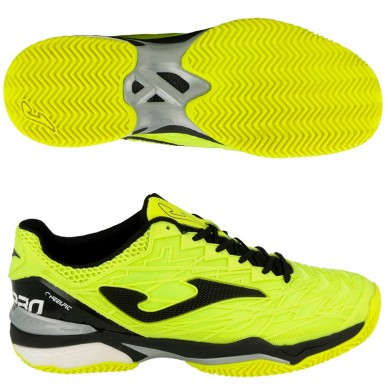 Zapatillas T.Ace Pro 711 Fluor Clay 2017