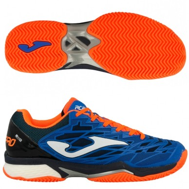 Zapatillas T.ACE PRO 704 Royal Clay 2017