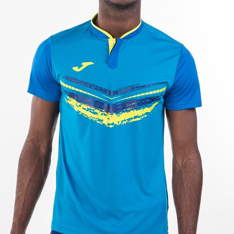 Camiseta Joma Terra II Royal 2017