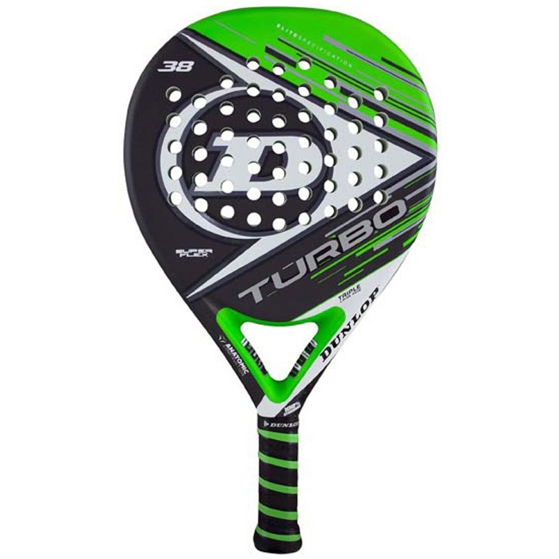 Pala dunlop Turbo SF Green G1 HL 2017