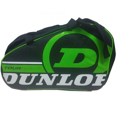 Dunlop Paletero Tour Competition Black / Green 2018