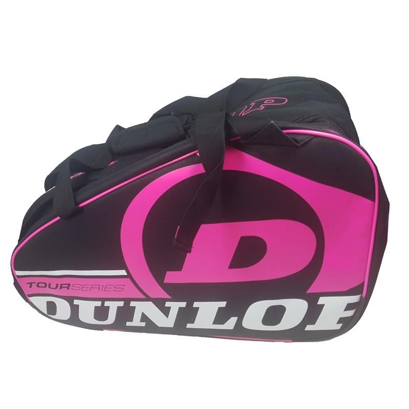 Paletero Dunlop Tour Competition Black / Pink 2017