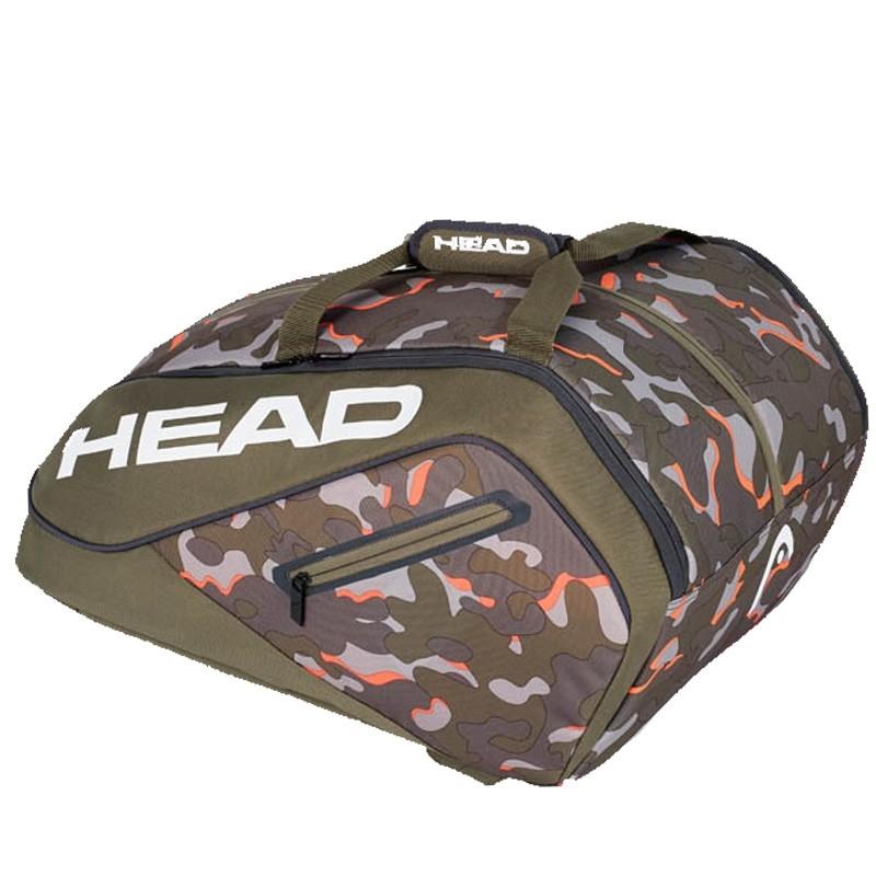 Camo Head Ltd. II Padel Monstercombi