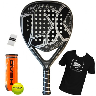 Palas de padel LX  Lobera Mate Evolution SP 2018