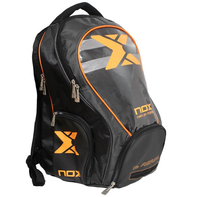 Mochila Nox Street Orange 2017