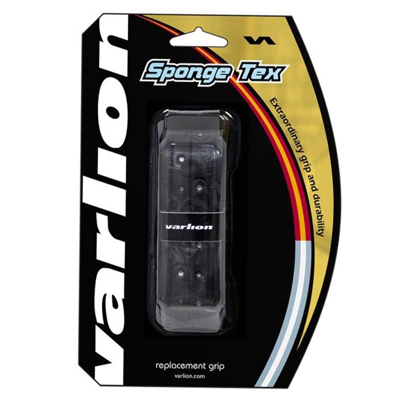 Grip Varlion Sponge Tex Negro / Amarillo