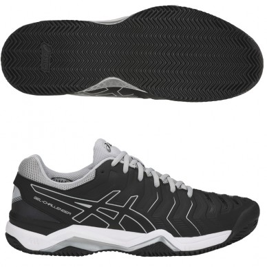 Zapatillas Gel Challenger 11 Clay Black