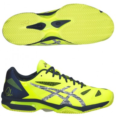 Zapatillas Gel Lima Padel Safety Yellow 2018