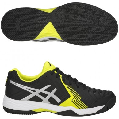 Asics Gel Game 6 Black 2018