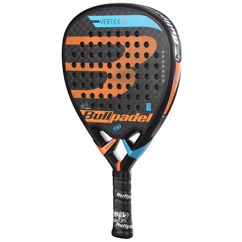 Pala Bullpadel Vertex 2 2018
