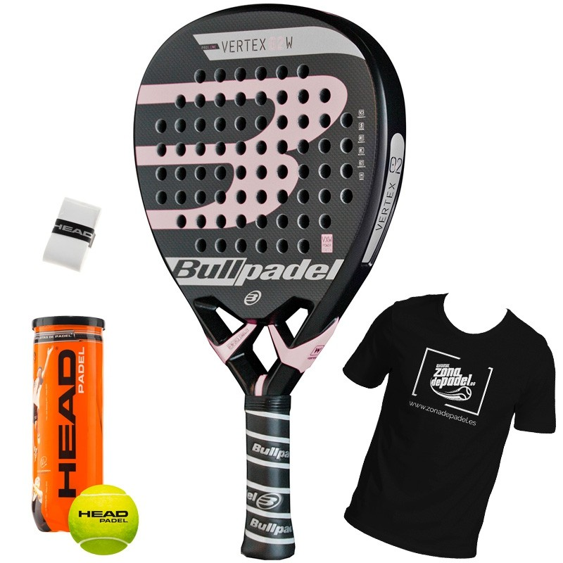 Pala Bullpadel Vertex 2 Woman 2018
