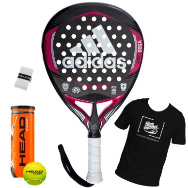 Palas de padel Adidas V500 Light 2018