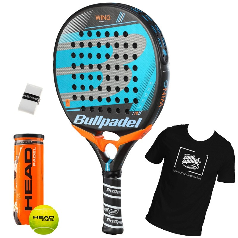 Pala Bullpadel Wing 2018