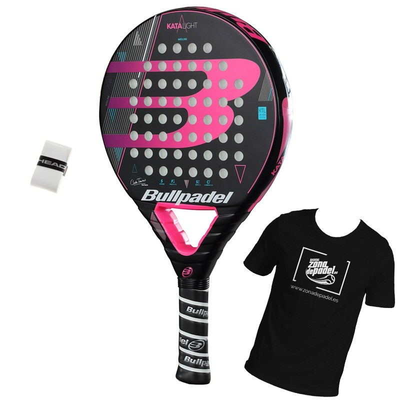 Pala Bullpadel Kata Light 2018