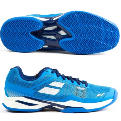 Zapatillas Jet Match I Clay Men Diva Blue 2018