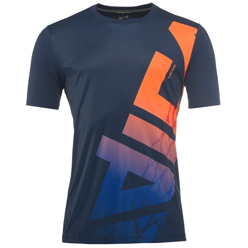 Camiseta Head Vision Radical T-Shirt NV M 2018