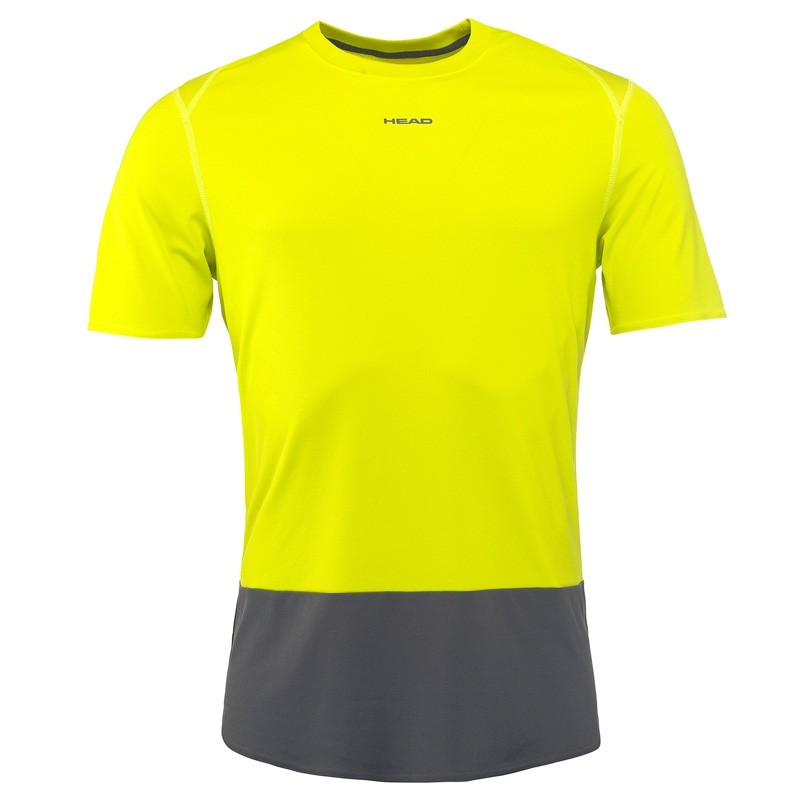 Camiseta Head Vision Tech T-Shirt YWAN M 2018
