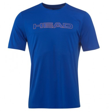 Camisetas Head Basic Tech T-Shirt RO M 2018